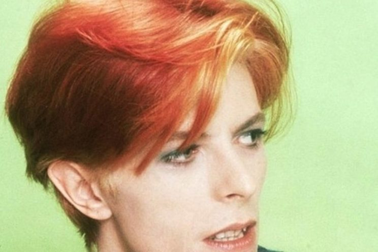 Blame it On the Bowie